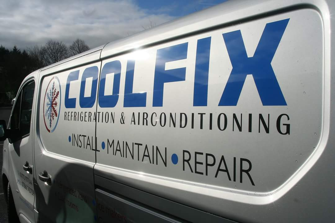 Coolfix Refrigeration Vans